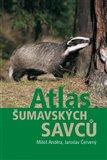 Atlas šumavských savců - obálka