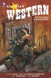 All Star Western 1: Pistolníci z Gothamu - obálka