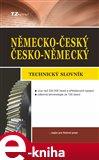 Německo-český/ česko-německý technický slovník - obálka