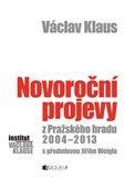 Novoroční projevy (z Pražského hradu 2004-2013) - obálka