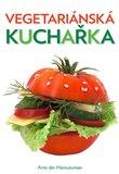 Vegetariánská kuchařka - obálka