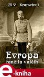 Evropa tančila valčík - obálka