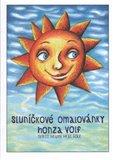 Sluníčkové omalovánky - obálka