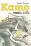 Kamův útěk (Kamo) - obálka