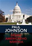 Dějiny amerického národa - obálka