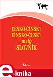 Česko-čínský/ čínsko-český malý slovník - obálka