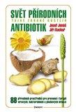 Svět přírodních antibiotik - obálka