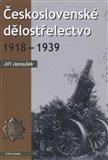 Československé dělostřelectvo 1918 - 1939 - obálka