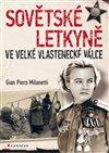 Obálka knihy Sovětské letkyně ve Velké vlastenecké válce