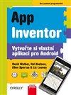 Obálka knihy App Inventor