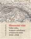 Obálka knihy Slovenské vize
