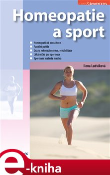 Homeopatie a sport - Ilona Ludvíková e-kniha