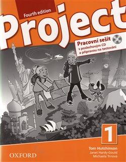 Project 1 Fourth Edition pracovní sešit + CD - J. Hardy-Gould, Tom Hutchinson, M. Trnová
