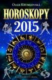 Horoskopy 2015 - obálka