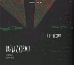 Barva z kosmu, CD - Howard Phillips Lovecraft