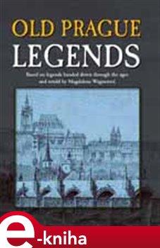Obálka titulu Old Prague Legends