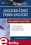 Anglicko-český/ česko-anglický lékařský slovník - obálka