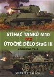 Stíhač tanků M10 vs útočné dělo Stug III - obálka