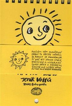 Obálka titulu Usměvavý sluníčka na rok 2015