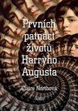 Prvních patnáct životů Harryho Augusta - obálka