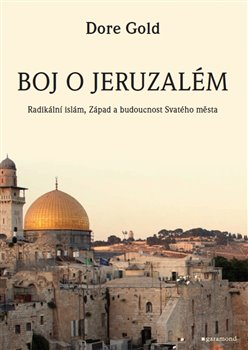 Obálka titulu Boj o Jeruzalém