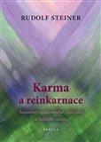 Karma a reinkarnace - obálka
