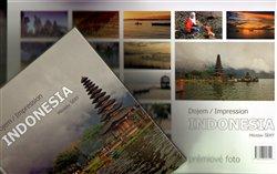 Dojem Indonésie: Dojem / Impression Indonésia - Šerý Miloslav