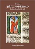 Evropan Jiří z Poděbrad (Král do bouřlivých dob) - obálka