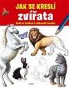 Obálka knihy Jak se kreslí zvířata