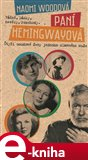 Paní Hemingwayová - obálka