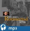Rozmarná léta Jiřího Menzela - obálka