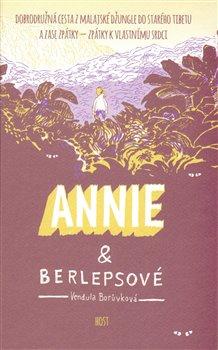 Obálka titulu Annie a berlepsové