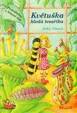 Květuška hledá tesaříka (Prázdniny v hmyzí říši) - obálka