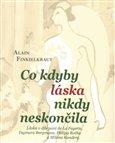 Co kdyby láska nikdy neskončila (Láska v díle paní de La Fayette, Ingmara Bergmana, Philipa Rotha a Milana Kundery) - obálka