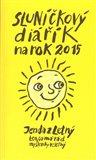 Sluníčkový diářík na rok 2015 - obálka