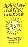 Obálka knihy Sluníčkový diářík na rok 2015