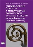 Encyklopedie českých a moravských pomocných (světících) biskupů - obálka