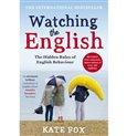 Watching the English - obálka