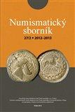 Numismatický sborník 27/2 (2012–2013) - obálka