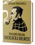Poslední poklona Sherlocka Holmese - obálka