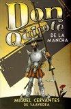 Don Quiote de La Mancha - obálka