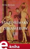 Starořímský dekameron III - obálka