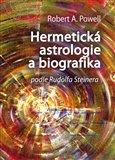Hermetická astrologie a biografika (podle Rudolfa Steinera) - obálka