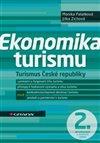 Obálka knihy Ekonomika turismu