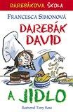 Darebák David a jídlo - obálka