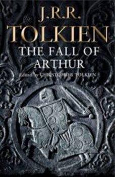 Obálka titulu The Fall of Arthur