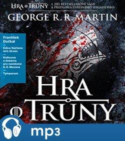Hra o trůny, mp3 - George R.R. Martin