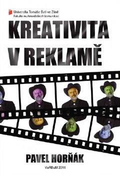 Obálka titulu Kreativita v reklamě