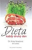 Dieta každý druhý den (Bazar - Mírně mechanicky poškozené) - obálka