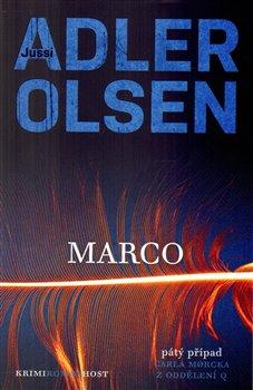Obálka titulu Marco